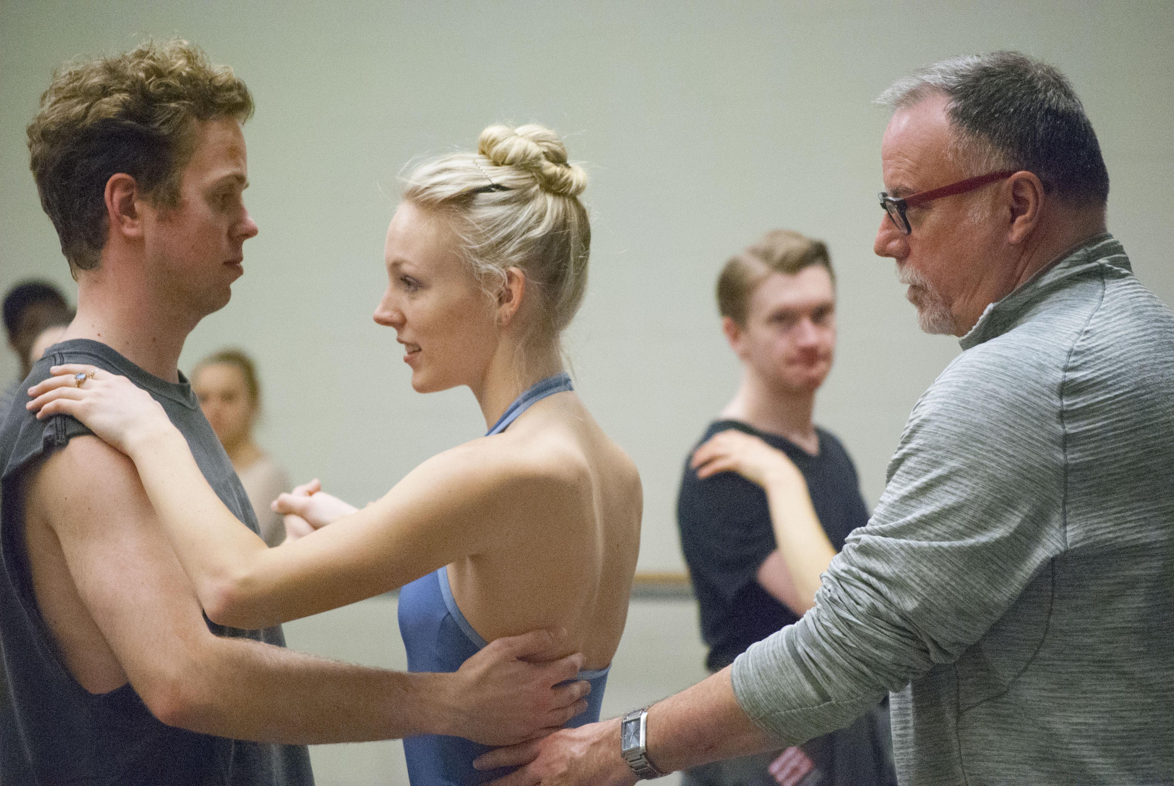 Choreographer Bruce Wells shares his vision for 'Cinderella'