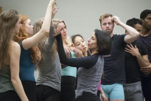 Choreographer Annabelle Lopez Ochoa's artistic vision for 'Dangerous Liaisons'
