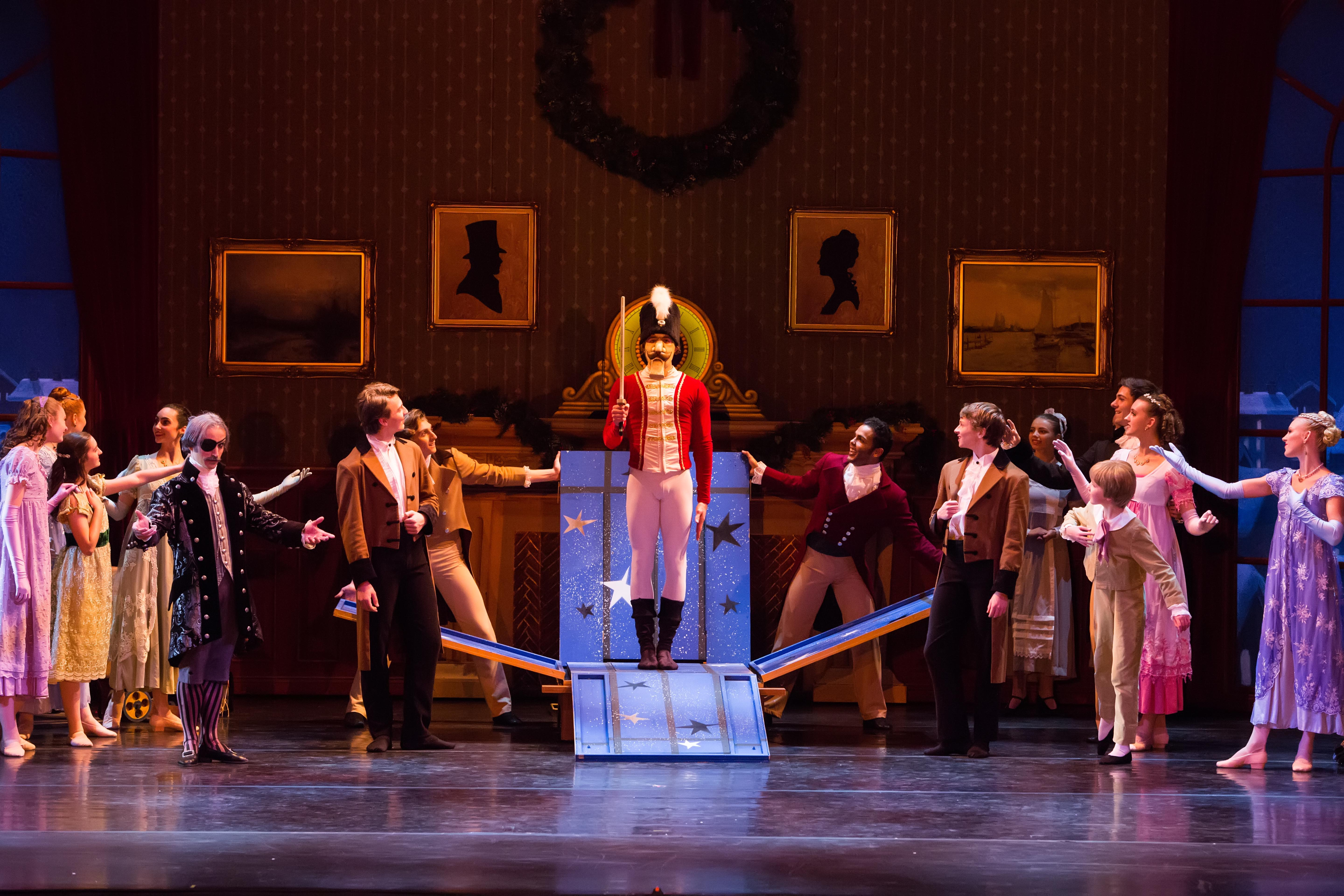 Review: Grand Rapids Ballet gives outstanding 2017 'Nutcracker' performance