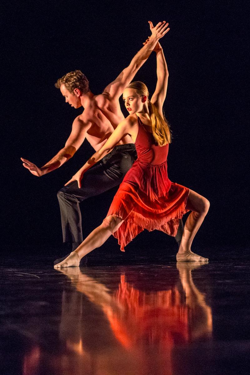 Grand Rapids Ballet's 'Movemedia: World Premieres' features cutting-edge dance art