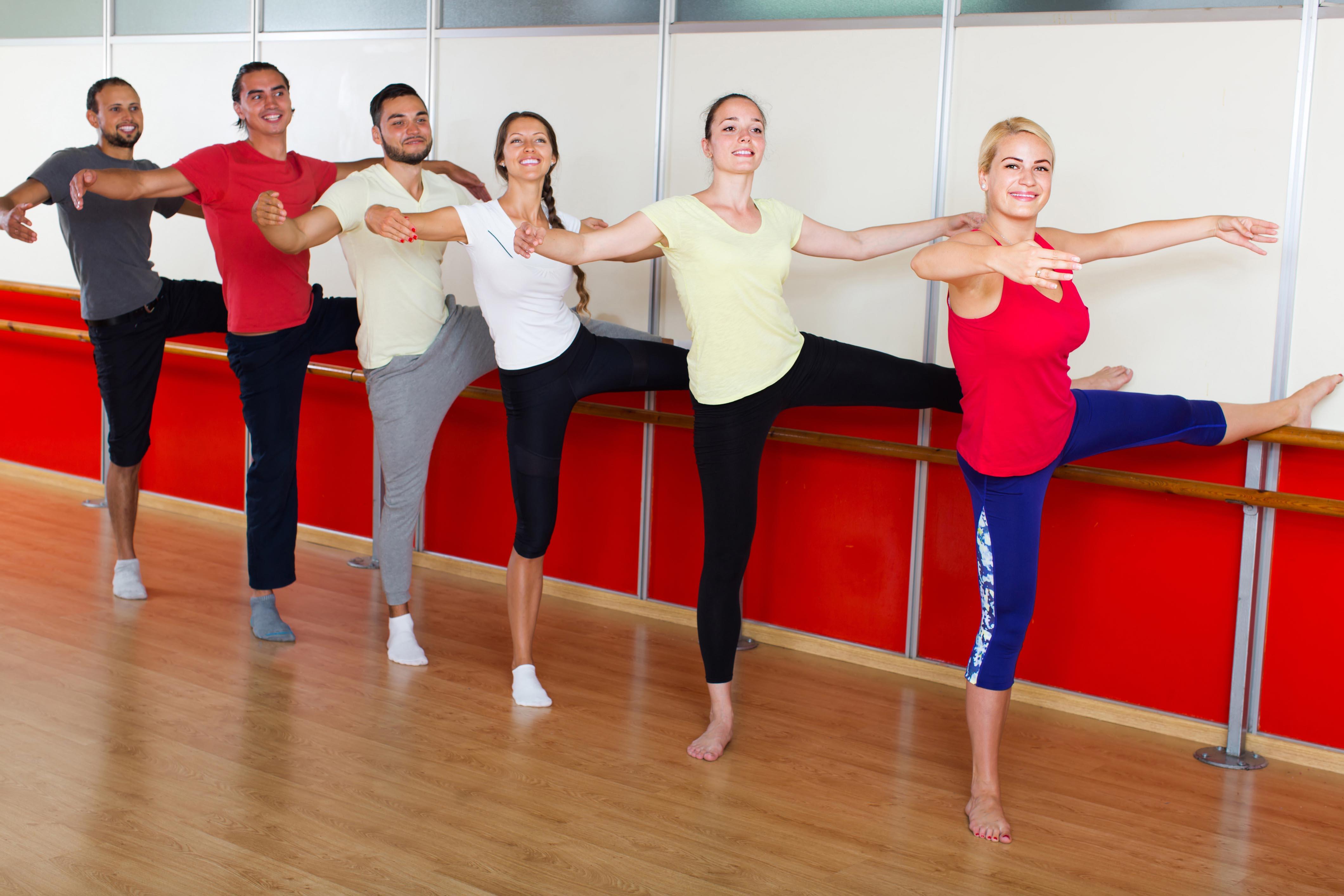 Adult ballet: Begin ballet as an adult