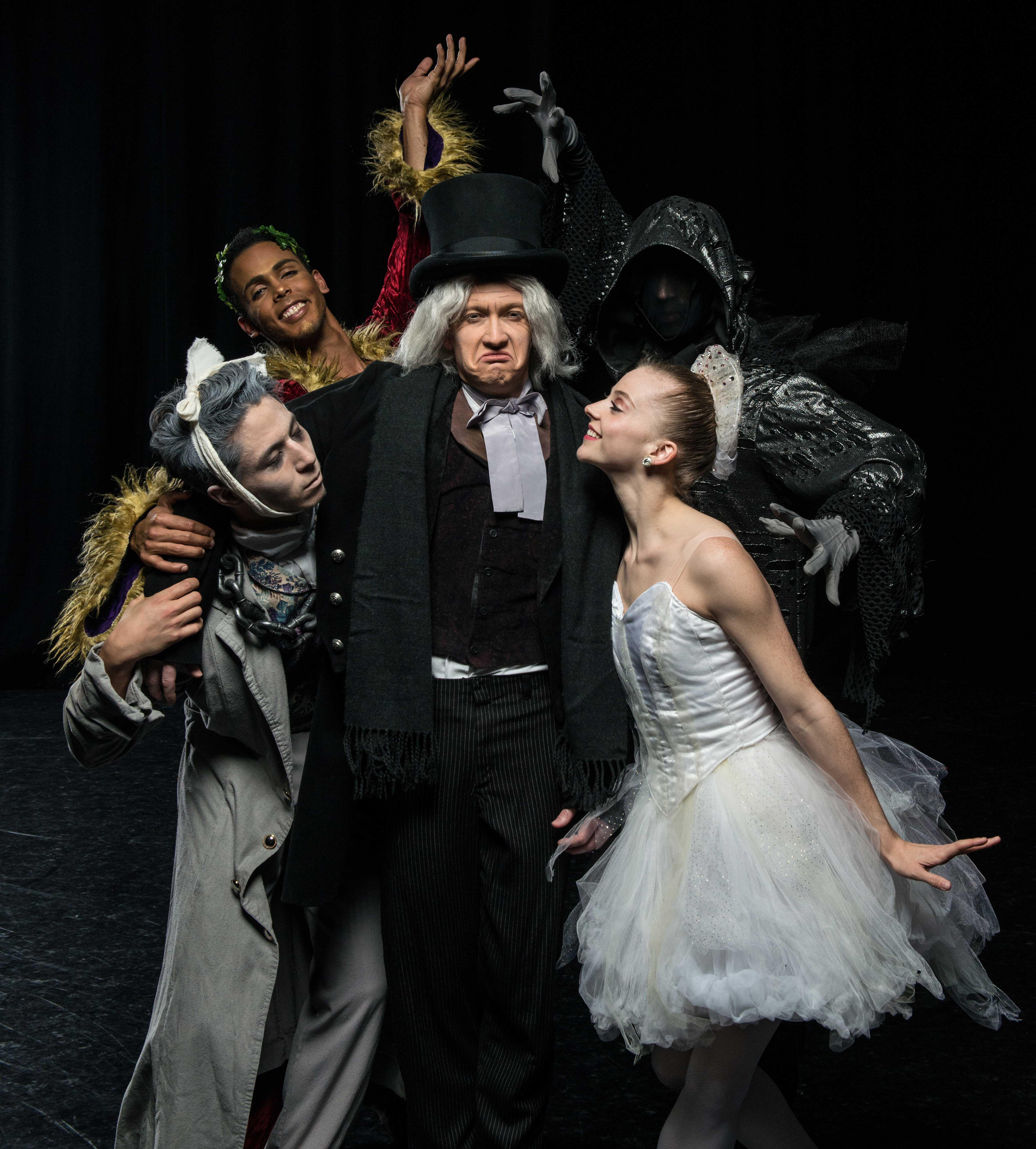 Grand Rapids Ballet's masterful 'Christmas Carol' production creates excitement for 2018