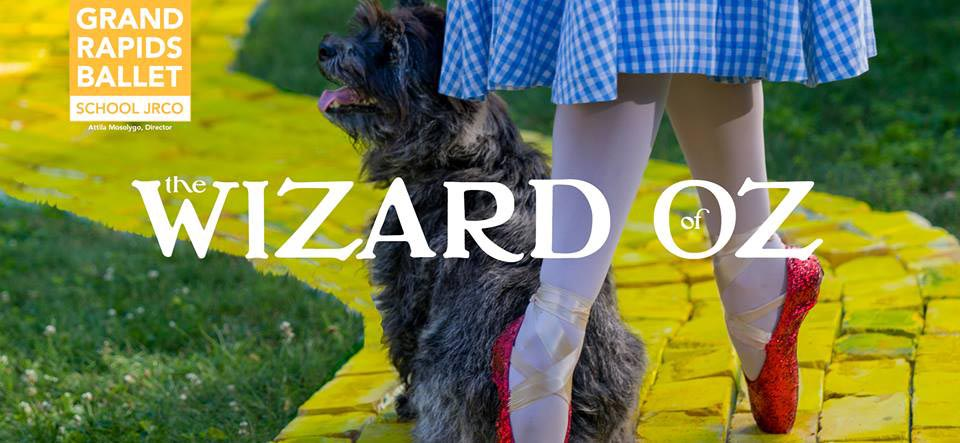 Review: Grand Rapids Ballet School's 'The Wizard of Oz' delivers fantastic family fun