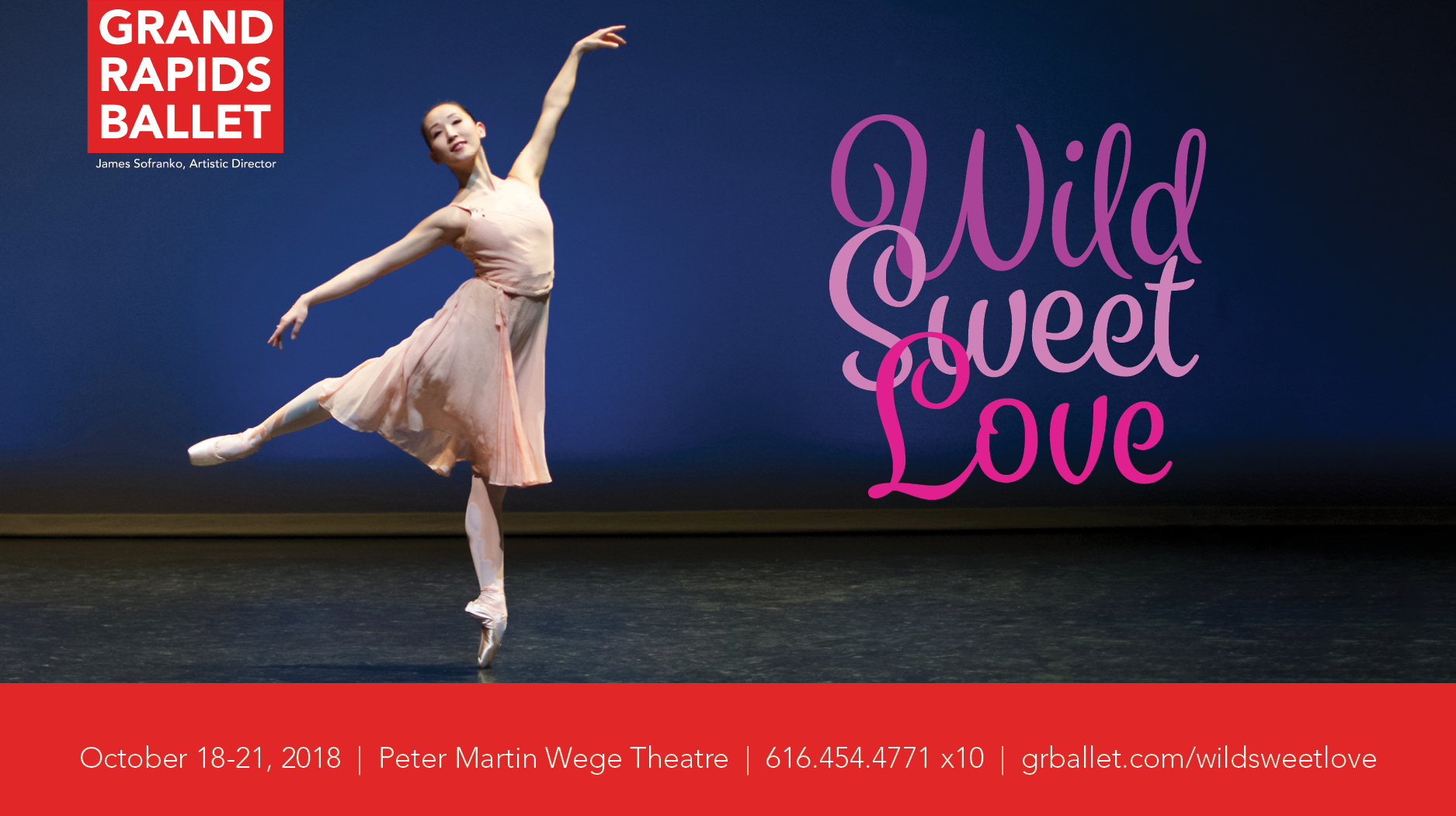 Review: Grand Rapids Ballet delivers a fantastic performance of 'Wild Sweet Love'