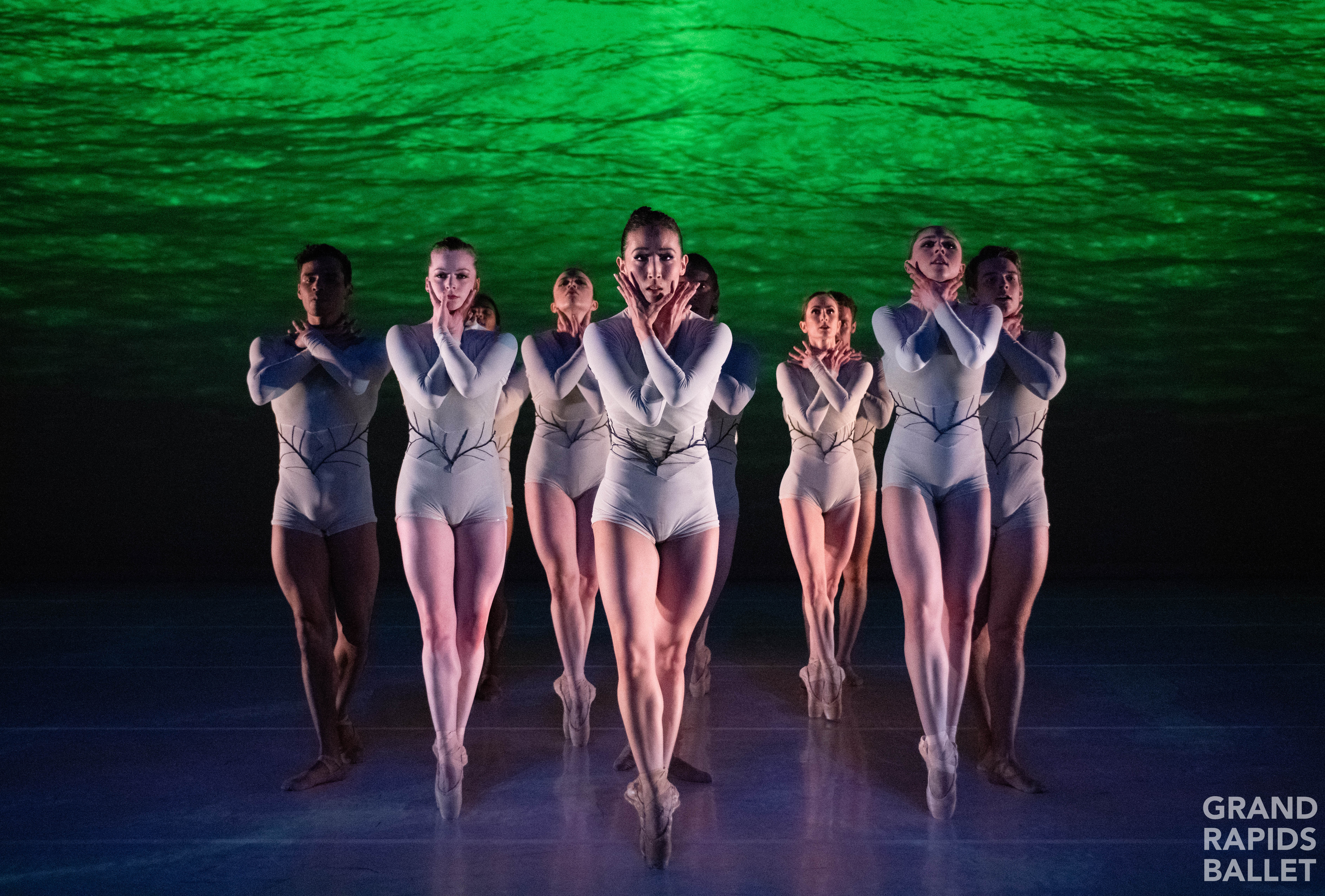 Review: Grand Rapids Ballet's 'Movemedia: Handmade' shines