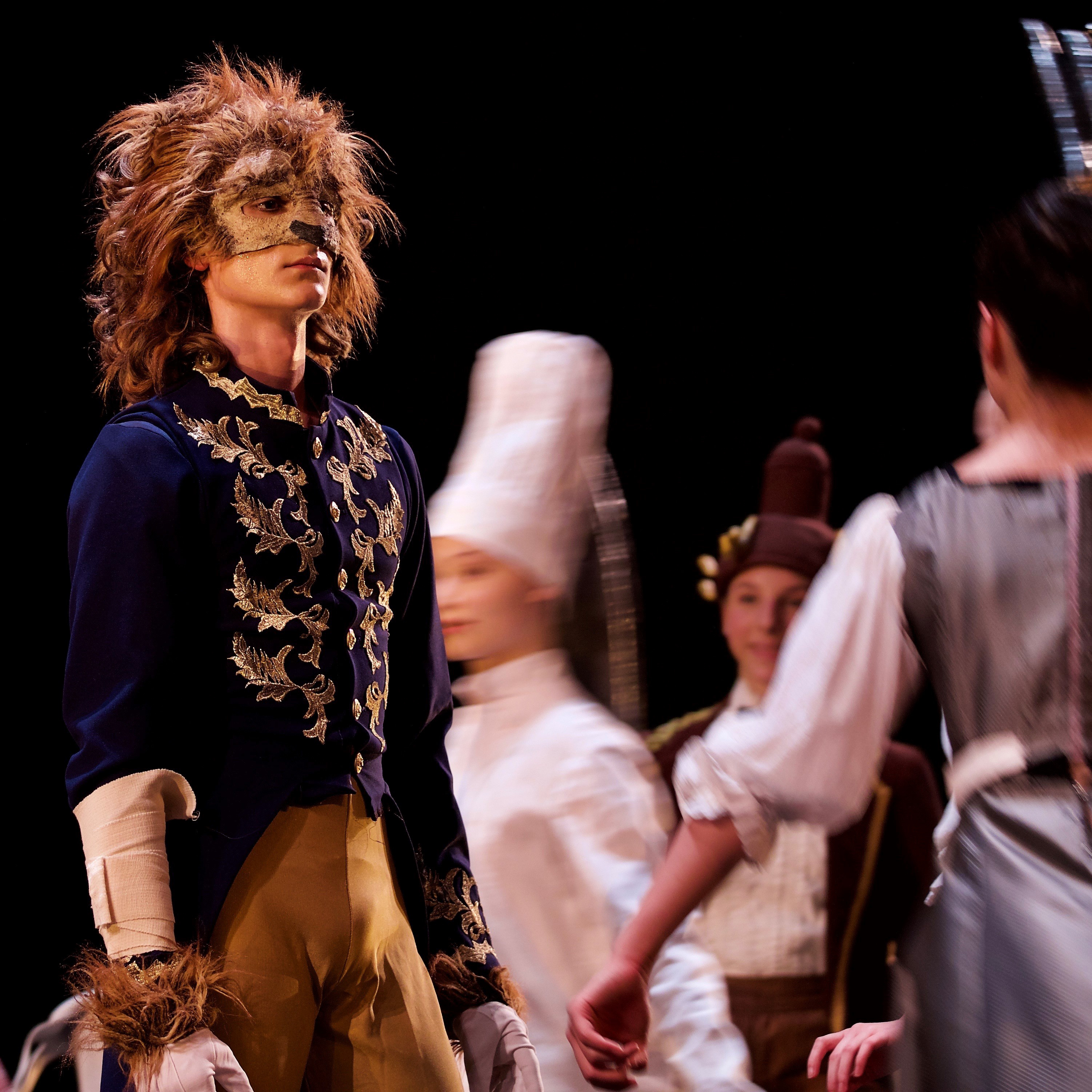 Grand Rapids Ballet Junior Company performs delightful 'Beauty and the Beast'