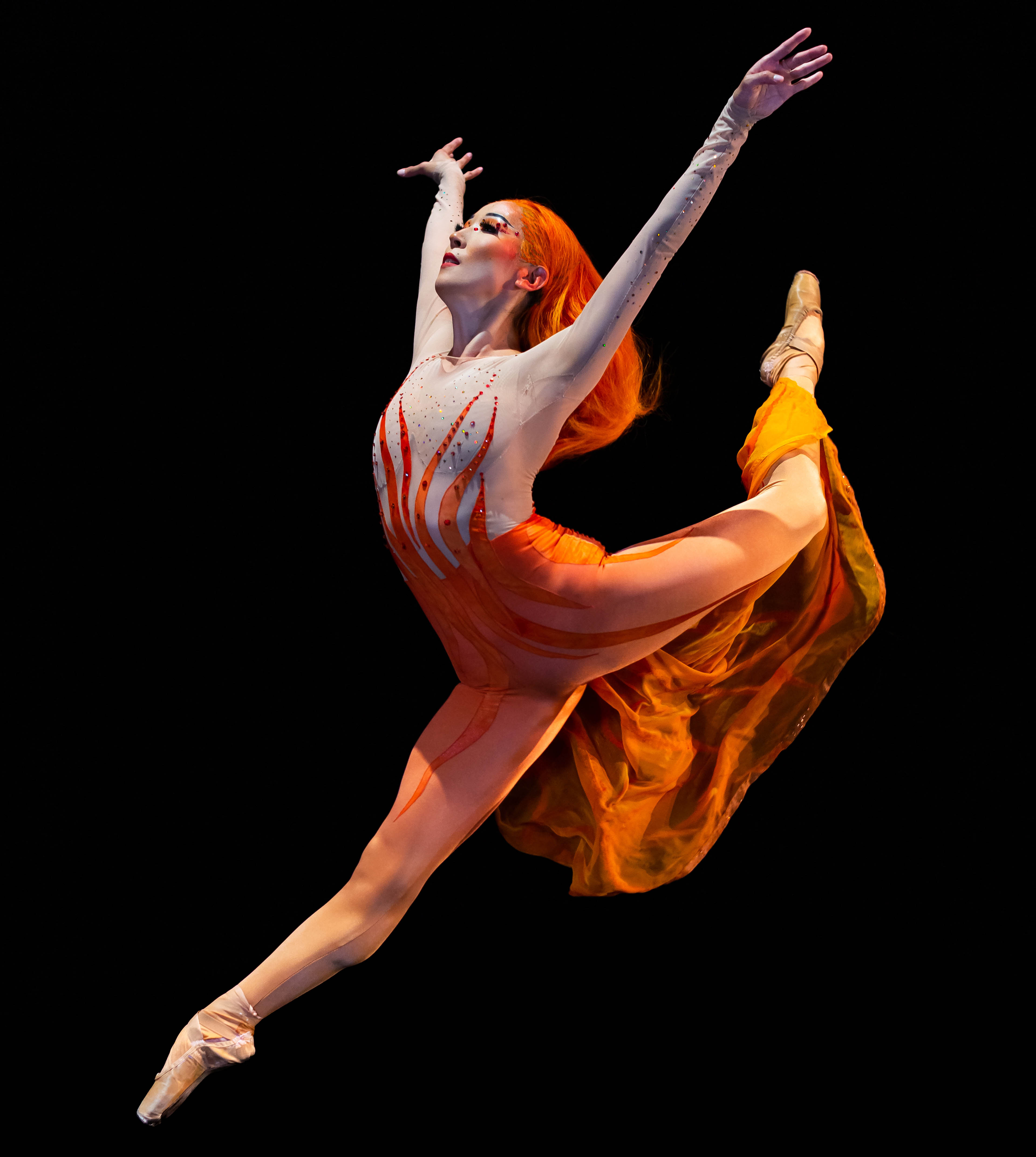 Review: Grand Rapids Ballet's 'Firebird' soars with artistry and emotion