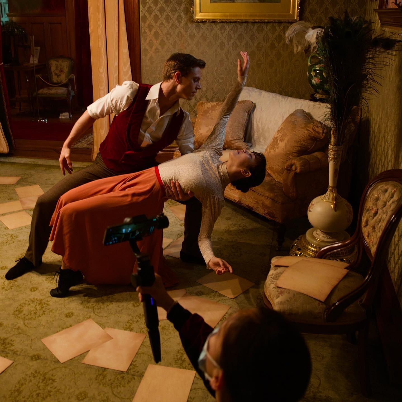 Review: Grand Rapids Ballet's 'Jumpstart: on film' celebrates dance art